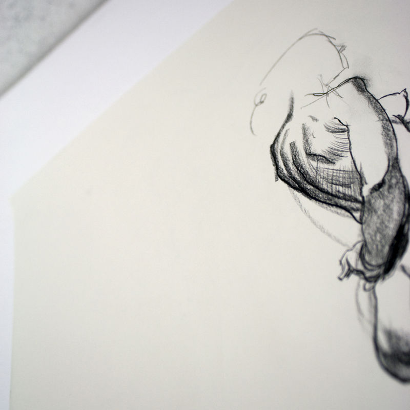 Anonymous Stephanie | Original Drawing - SOLD - product images  of