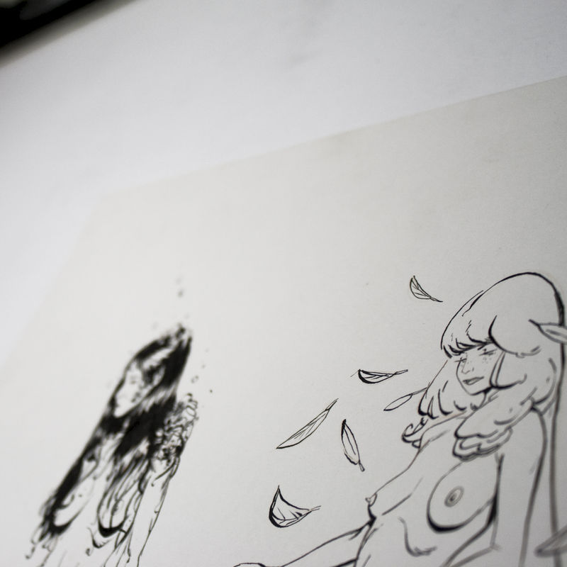Demons 2 | Original Drawing - product images  of