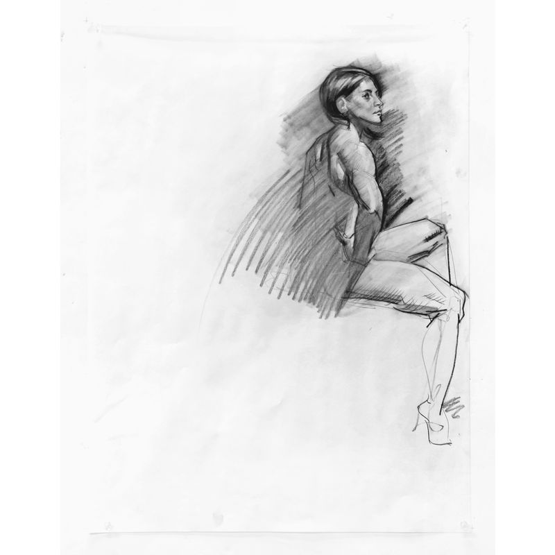 Sarah | Original Drawing - SOLD - product images  of