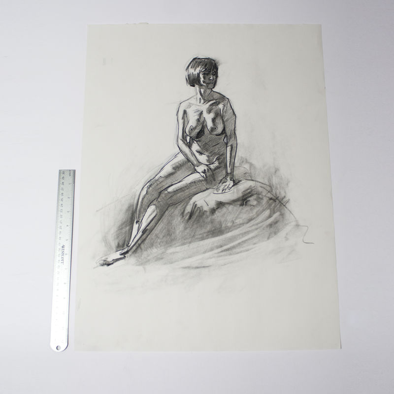Patti | Original Drawing - product images  of