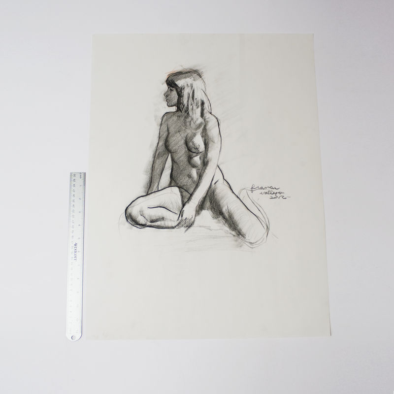 Shay | Original Drawing - SOLD - product images  of