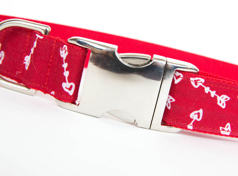 Cupid's Arrow Dog Collar - product images  of