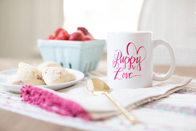 Puppy Love Mug - product images  of