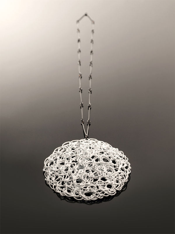 Necklace from Yuki collection - product images  of
