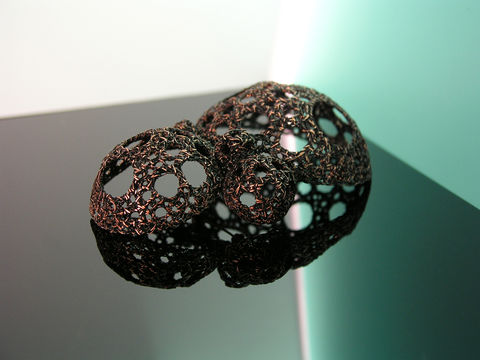 Brooch from NERObyNIIRO collection - product images  of