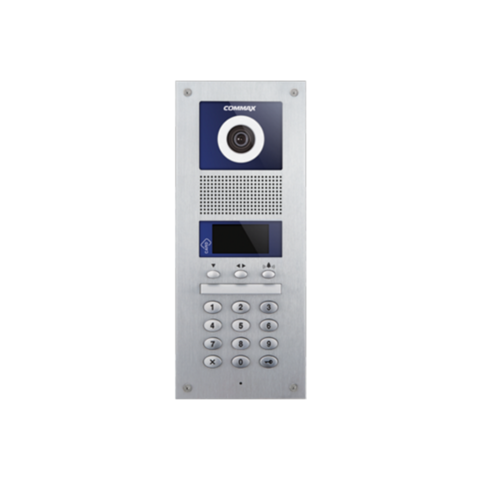 COMMAX,-,Modum,Panel,integrated,Door,Camera,and,2.4,Display,DRC-GUM/RF1,Commax, Door Camera, intercom system, door phone, MULTI-BUTTON DOOR PANEL, DRC-GUM/RF1