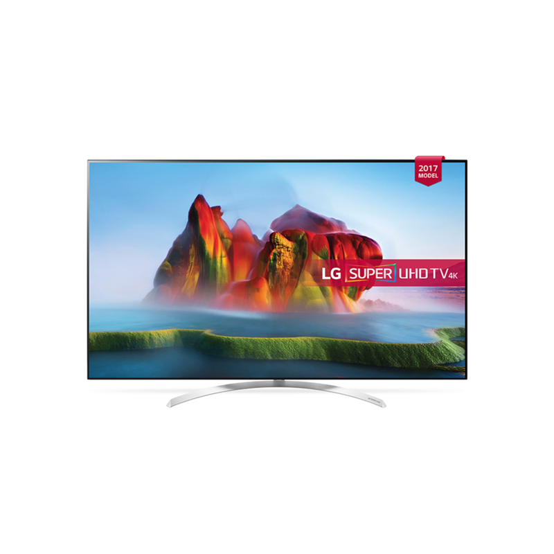 "LG 55SJ850V - 55"" Active HD 4K Super Ultra HD LED Smart TV with webOS 3.5 & Freeview HD & WiFi - Manufacturer Refurbished - product images  of"