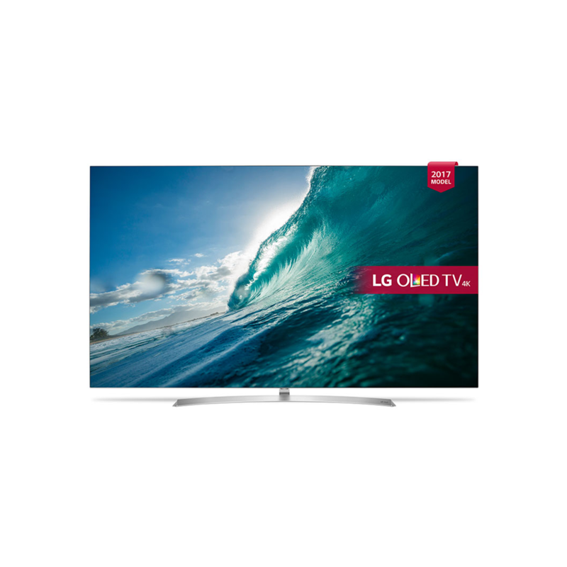 "LG OLED55B7V - 55"" Active HDR 4K Flat OLED Smart TV with webOS 3.5 & Freeview HD & WiFi - Manufacturer Refurbished - product images  of"