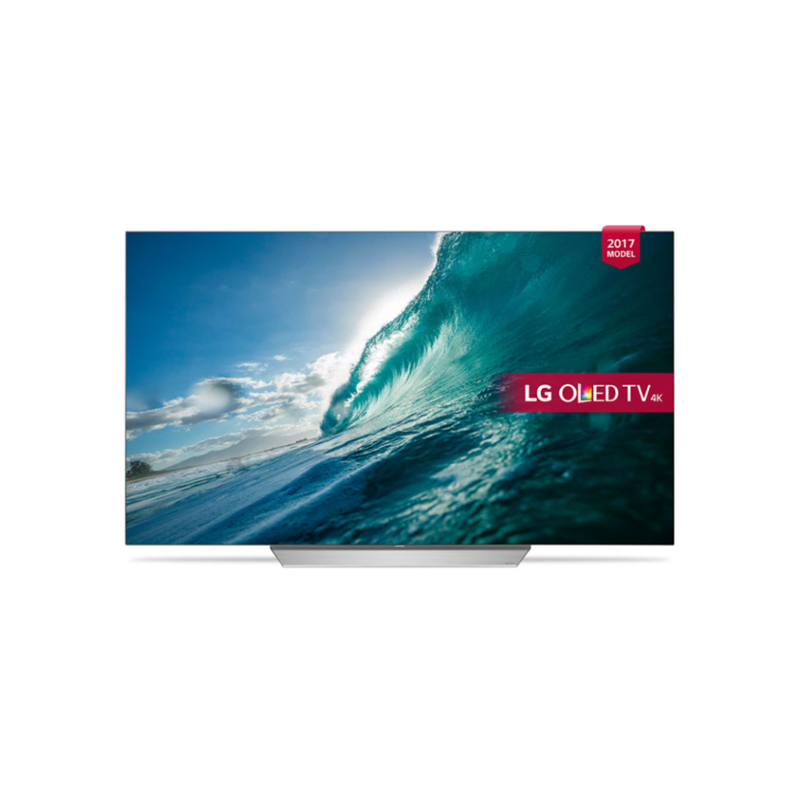 "LG OLED55C7V - 55"" Active HDR 4K Ultra HD OLED Smart TV webOS 3.5 & Freeview HD & WiFi - Manufacturer Refurbished - product images  of"