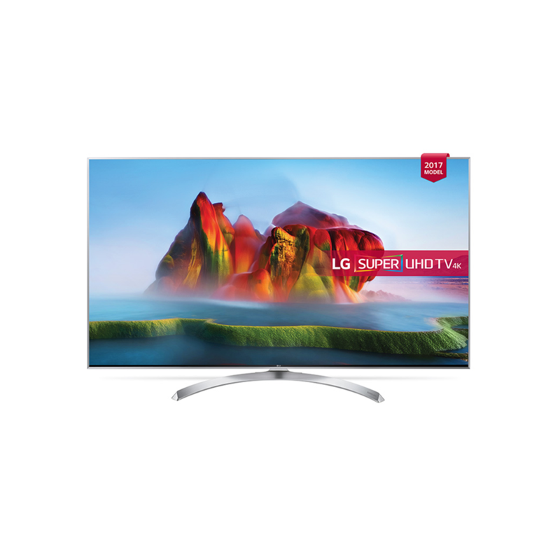 "LG 49SJ810V - 49"" Ultra HD LED Smart TV with webOS 3.5 & Freeview HD & WiFi - Manufacturer Refurbished - product images  of"