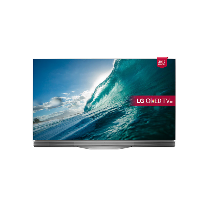 "LG OLED65E7V - 65"" Active HDR 4K Flat OLED Smart TV with webOS 3.5 & Freeview HD & WiFi - Manufacturer Refurbished - product images  of"
