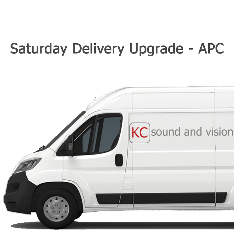 Saturday Delivery Upgrade - APC - product image