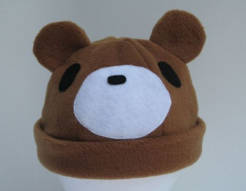 Caramel,Brown,Teddy,Bear,Fleece,Hat,Accessories,Animal,snowboarding,bear_hat,animal_hat,beanie,mens_hat,womens_hat,winter_hat,bear_ear_hat,anime_hat,cosplay_hat,ski_hat,kawaii_hat,brown_hat,fleece,felt