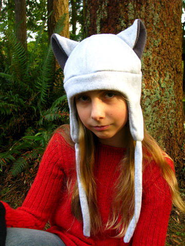 Silver,/,Grey,Fleece,Kitty-Cat,Ear,Flap,Aviator,Hat,Accessories,Ear_Flap,cat_hat,cat_ears,animal_hat,mens_hat,cosplay_hat,fleece_hat,womens_hat,cat_ear_hat,aviator_hat,kitty_cat_hat,kitty_ears,costume_hat,silver_grey_hat,fleece