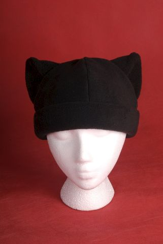 Black,Kitty,Cat,Hat,ningen,Accessories,Animal,black,kitty_cat,cosplay,winter,ski,neko,beanie,anime,cat_ear,etk,womens_hat,mens_hat,cat_ear_hat,fleece