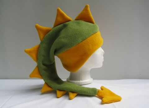 Light,Green,and,Yellow,Gold,Dragon,Hat,ningen,Accessories,Animal,green,cosplay,mens_hat,womens_hat,teen_hat,childrens_hat,girls_hat,boys_hat,winter_hat,ski_hat,dragon_hat,dinosaur_hat,stocking_hat,fleece