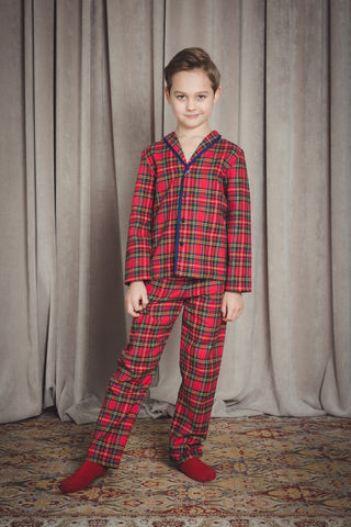 Sam,Christmas,boys, cotton, pajamas