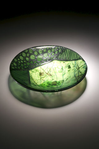 Fused,Art,Glass,Bowl,BS15,MADE,TO,ORDER,art glass giftware