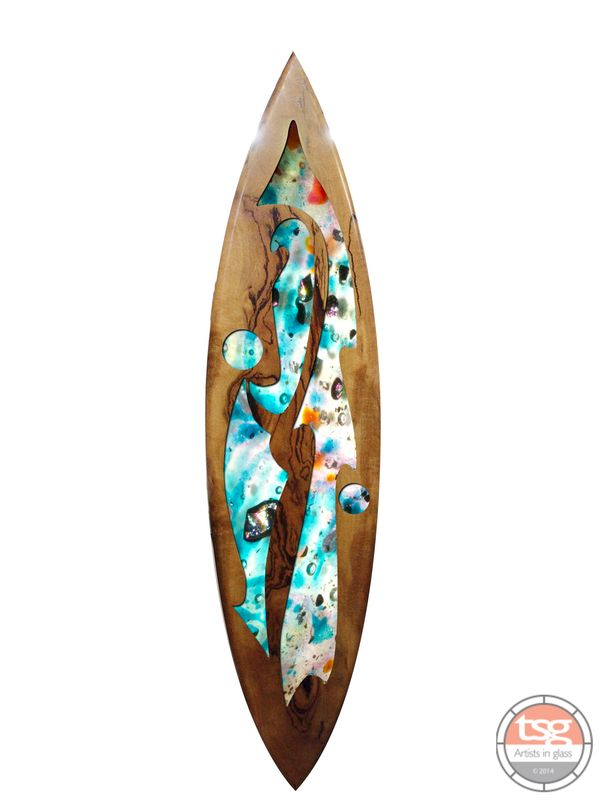 Art Glass Marri Surfboard 06 - product images