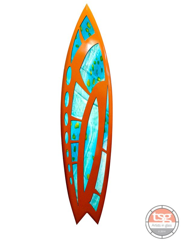 Art Glass Surfboard20 - product images