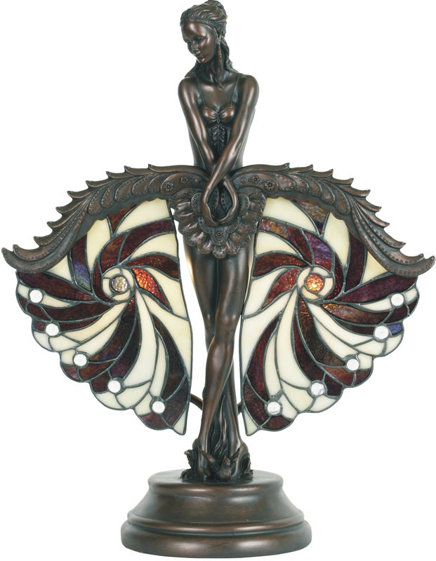 SHOWGIRL TIFFANY LAMP - product images