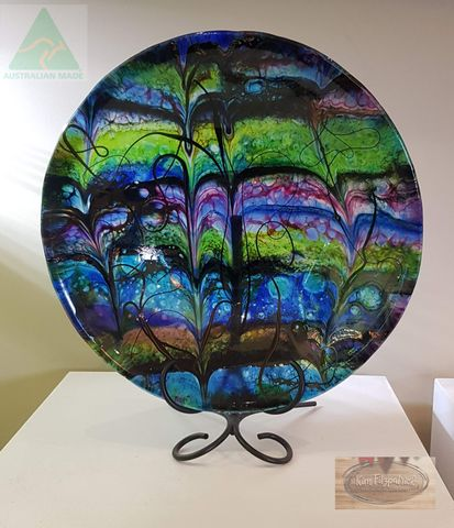Fused,Art,Glass,Bowl,BS15,art glass giftware