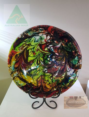 Fused,Art,Glass,Bowl,BS16,art glass giftware