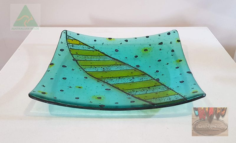 Fused Art Glass Bowl SP01 - product images