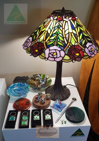 Selection,of,Fused,art,glass,on,sale,NOW!,fused glass, gift ideas, key rings, lamps