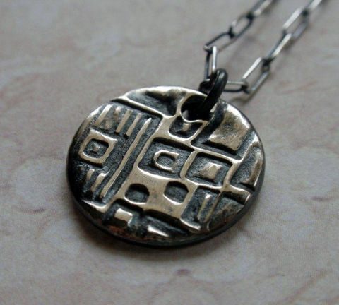 Geometric,Pattern,Silver,Necklace,Oxidized,Architecture,Design,Squares,and,Cubes,Jewelry,Metal,frank_lloyd_wright,architecture_design,architecture_jewelry,geometric_necklace,geometric_pendant,square_necklace,cube_necklace,silver_necklace,fine_silver_necklace,geometric__silver,modern_cubist_design,rectangle_necklace,round_circ