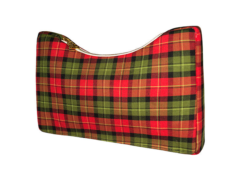 Tartan Orome Dip Clutch - product images