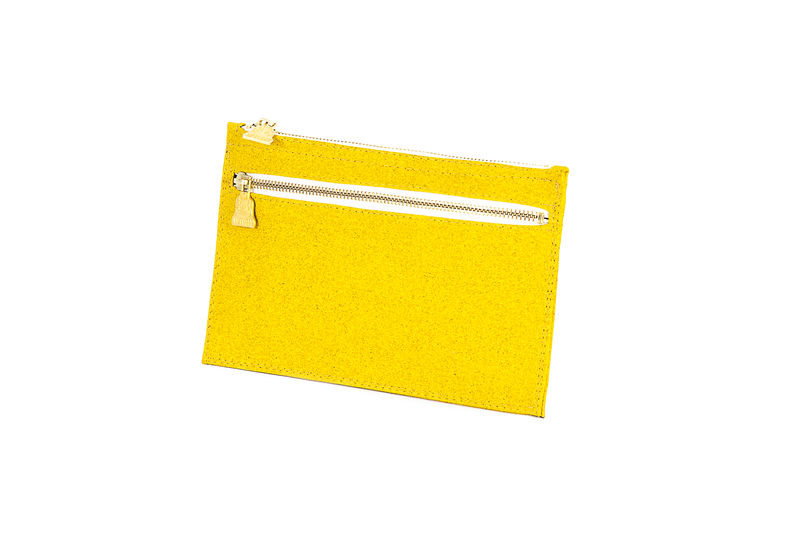Yellow Primrose Zipper - product images