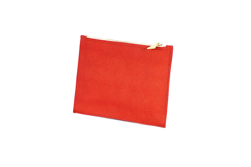 Red Primrose Pouch - product images