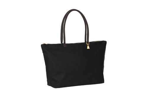 Small,Black,Country,Bag,Vegan, Country, Cotton, waxed cotton, ethical bags, longchamp