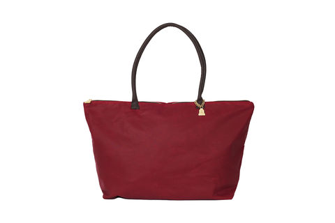 Large,Red,Country,Bag,Vegan, Country, Cotton, waxed cotton, ethical bags, longchamp