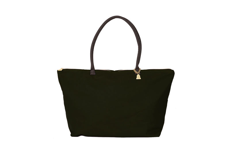 Large Green Country Bag - product images