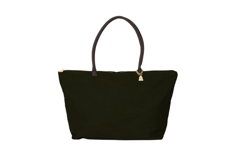 Large,Green,Country,Bag,Vegan, Country, Cotton, waxed cotton, ethical bags, longchamp
