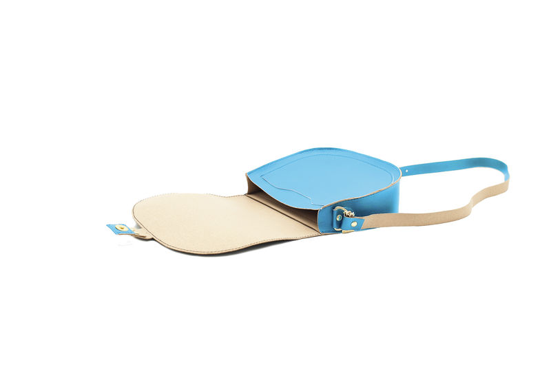 Blue Bailey Saddle  - product images  of