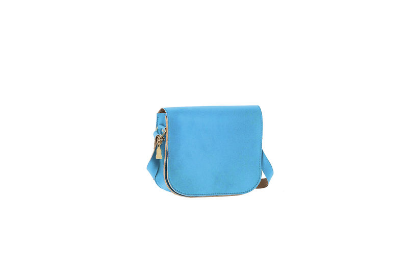 Blue Classic Mini Satchel  - product images  of