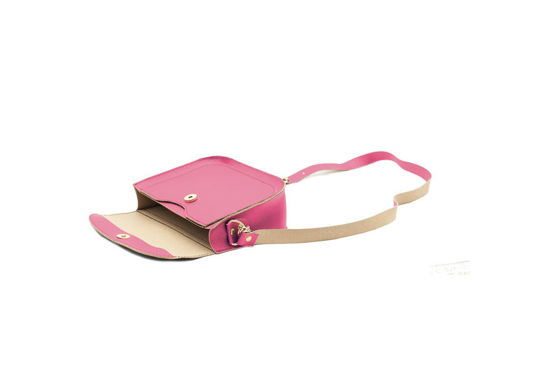 Pink Mini Tip Satchel  - product images  of