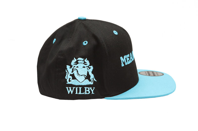 Bright Blue Mean Free Urban Cap (Unisex) - product images  of
