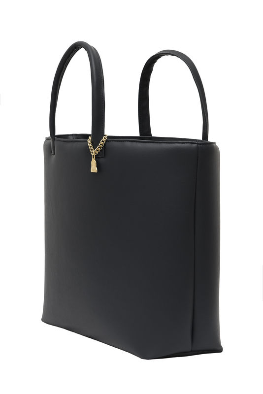 NEW! Drayton Black Open Tote - product images  of