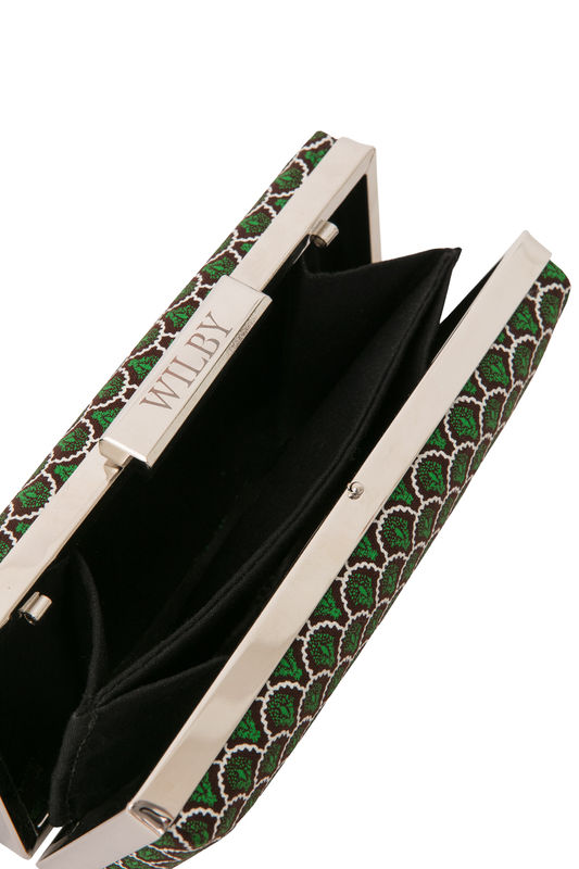 Green Clam Clutch - product images  of