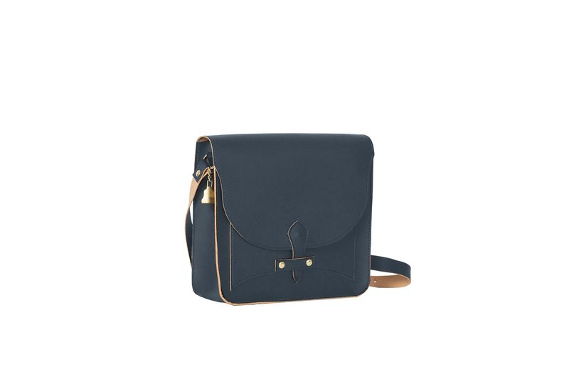 NEW! Grey Bailey V Satchel - product images