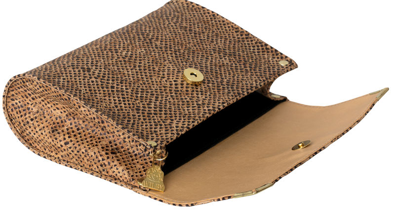 Snake Spot Strait Clutch - product images  of