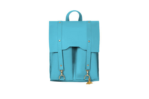 NEW!,Blue,Bailey,Rucksack,Cork, vegan leather, rucksack