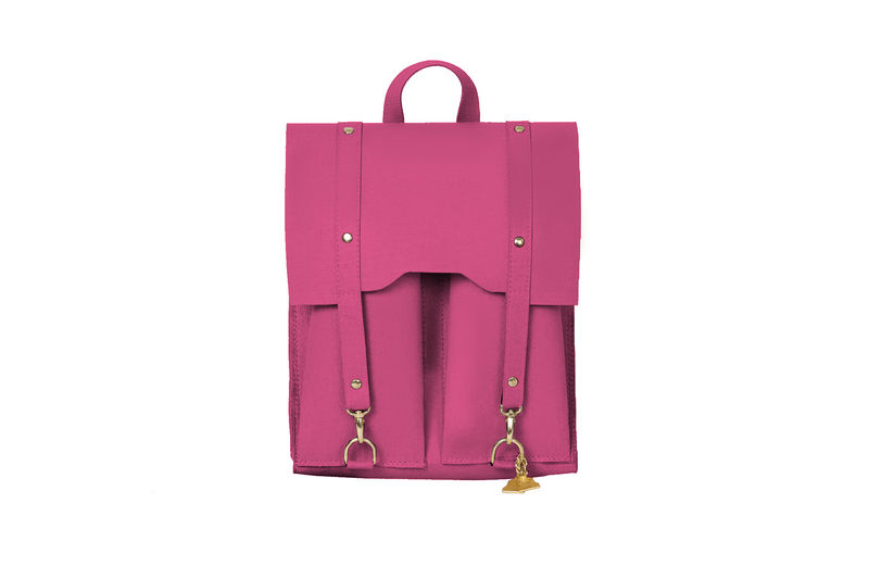 NEW! Pink Bailey Rucksack - product images