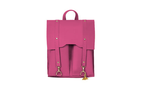 NEW!,Pink,Bailey,Rucksack, cork, vegan