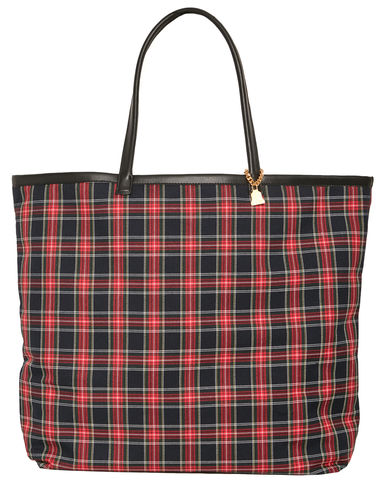NEW!,Redpatch,Tartan,Tote, tote, vegan