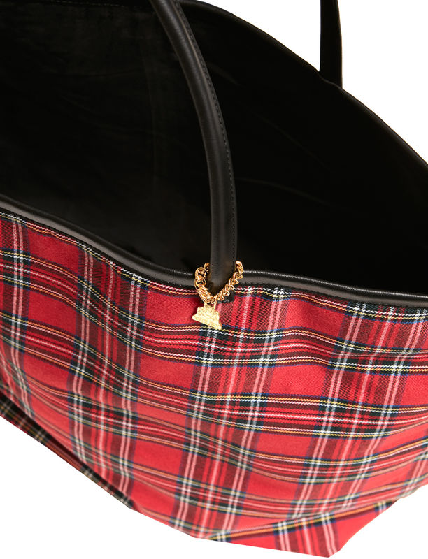 Royal Watch Tartan Tote - product images  of